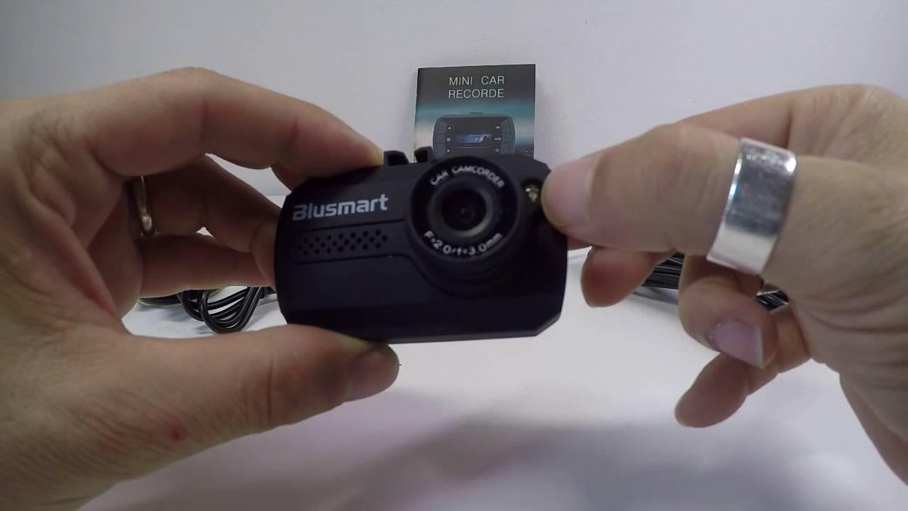 blusmart dash cam per auto recensione ita youtube. Black Bedroom Furniture Sets. Home Design Ideas