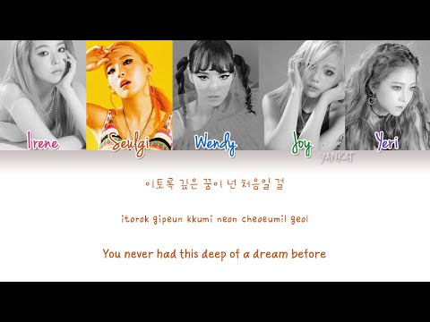 Red Velvet - Russian Roulette (Color Coded Han|Rom|Eng Lyrics) | by Yankat