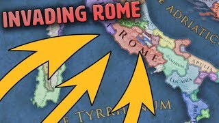 How Quickly Can You Invade Rome as Carthage in Imperator Rome?
