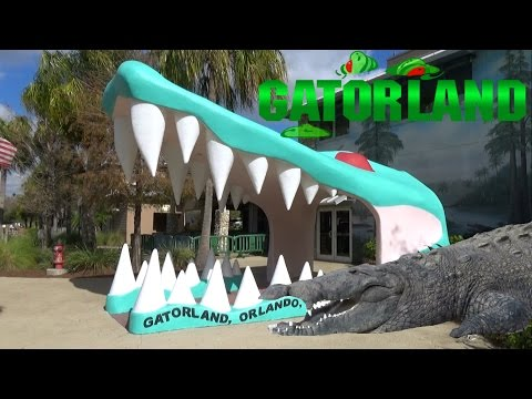 Gatorland Tour & Review with The Legend