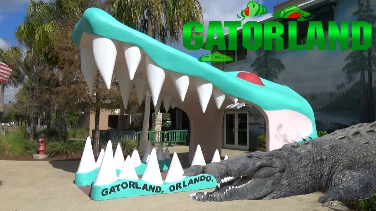 Image result for gatorland