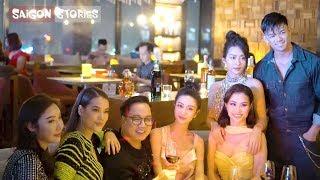 Đông Nhi ôm Trọng Hiếu, thân thiết với Jun Vũ, Khả Ngân tại ELLE Beauty Awards