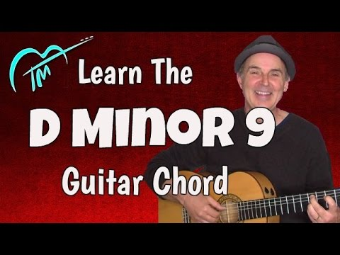 How To Play D Minor 9 Dm9 Guitar Chord Youtube