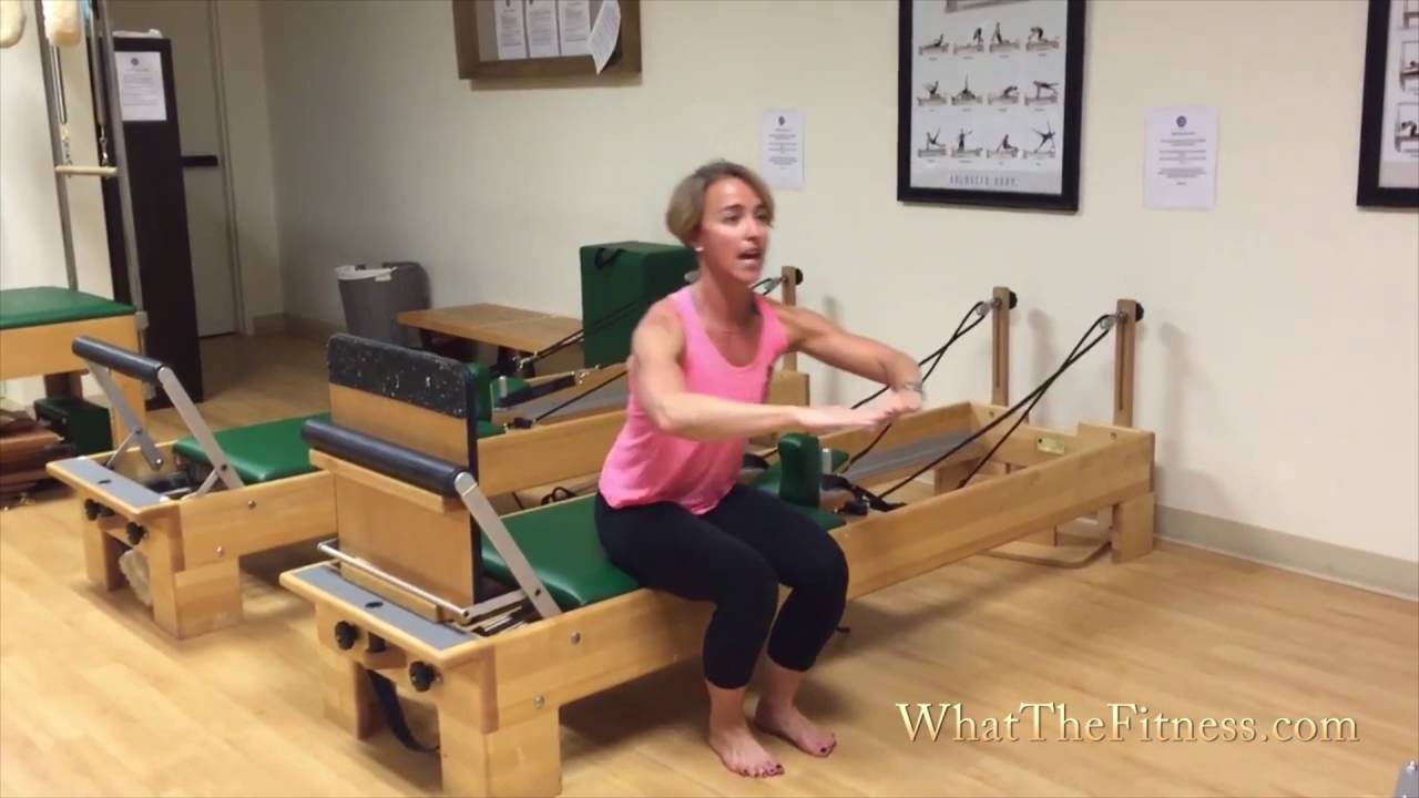 Pilates Exercises For a Ski Workout photo