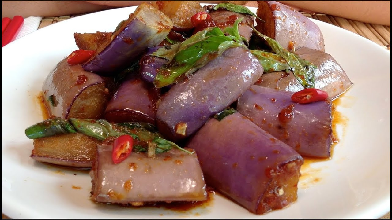 Asian eggplant recipes how to cook eggplant stir fry vegetarian asian eggplant recipes how to cook eggplant stir fry vegetarian chinese food youtube forumfinder Images