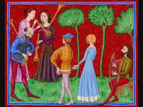 Medieval music - Trotto, Anon 14th century