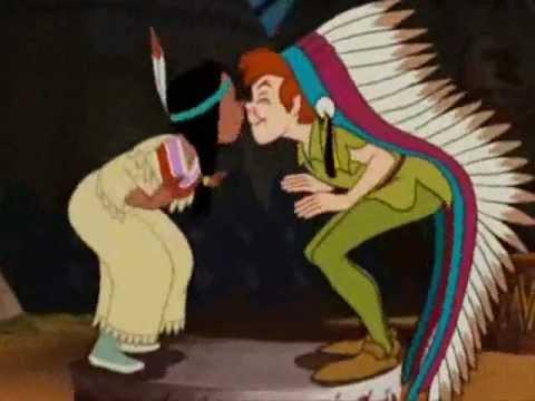 """Peter Pan: ¿Por qué decimos """"au""""?"""