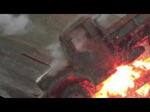 Navy to Deploy Electromagnetic Railgun Aboard JHSV