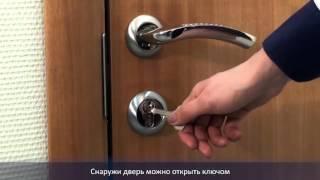 видео Электромеханические замки для металлических дверей