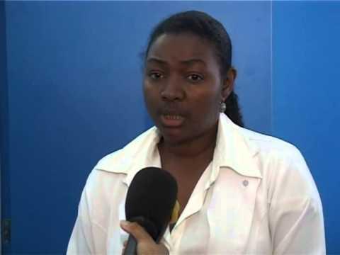 Noticias Journal TV abril 2013. Médicos de la ONG Africa Avanza operando en Cabo Verde.
