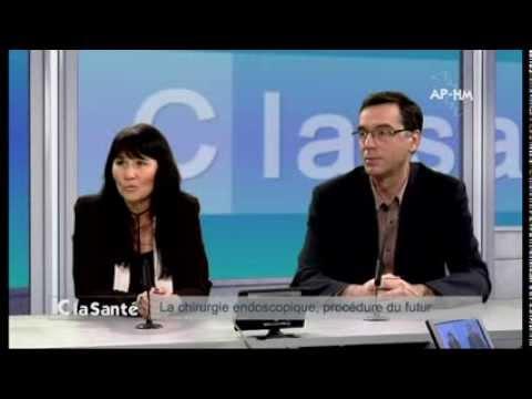 Chirurgie endoscopique : première mondiale à Marseille - C la Santé