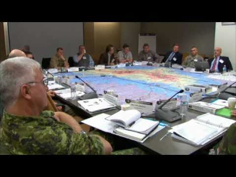 Unified Quest 2011: Homeland Operations Wargame