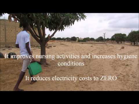 Solar Panels for the Healthcare Centre of Beer, Senegal
