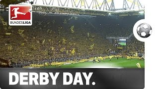 Goosebumps Guaranteed - Amazing Derby Atmosphere in Dortmund