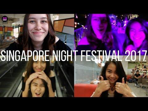 Singapore Night Festival 2017 // Alia Harvey