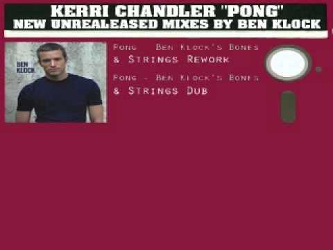 Kerri Chandler - Pong (Bones & Strings Dub) [Deeply Rooted House]