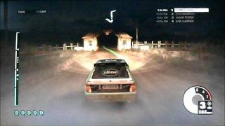 "Dirt 3: Kenya ""Night"" - Lancia Delta HF Integrale"