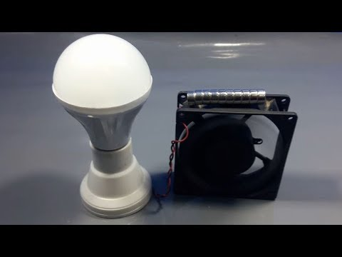 100% free energy generator magnet homemade new technology science projects