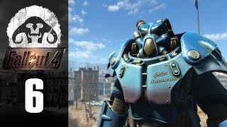 FALLOUT 4 (Chapter 5) #6 : Rule No. 1 - Don't read the rules whilst getting shot at