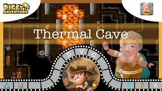 [~Frigga~] #6 Thermal Cave - Diggy