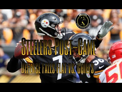 Steelers Post-Game: The Pittsburgh defense gets shredded by Patrick Mahomes