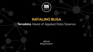 Interview to Natalino Busa at Big Data Spain 2016