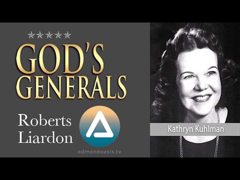 Roberts Liardon sharing on God's Generals: Kathryn Kuhlman