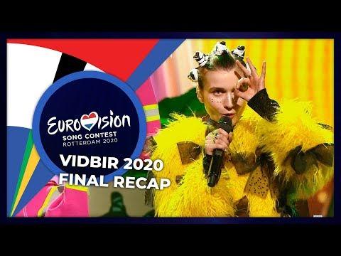 Vidbir 2020 (Ukraine)