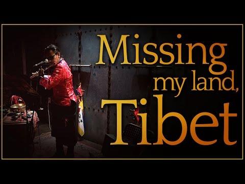 [Missing my land,Tibet/보고싶다 티베트]Tibetan Singer,Kharag Penpa/티베트가수 카락 뺀빠[2016 TibetanNomadMusicTour]