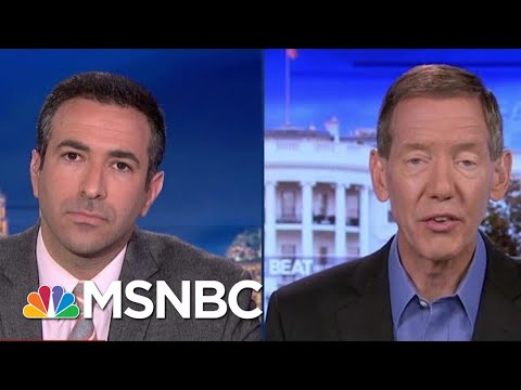 Former Fox News Reporter: President Donald Trump Is A 'Conman' | The Beat With Ari Melber | MSNBC