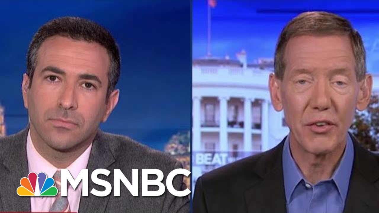 Former Fox News Reporter: President Donald Trump Is A 'Conman' | The Beat With Ari Melber