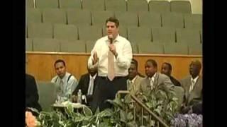 Apostolic Preaching- Greg Godwin- Extreme Praise- Part 3