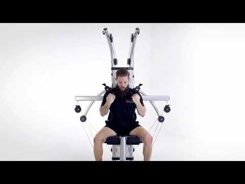 SPG2000 Home Gym By SPORTSPLUS® - Hydraulic Resistance - Renouf Fitness