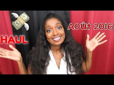 Haul août 2016 - Mes derniers achats en Guadeloupe 🍒