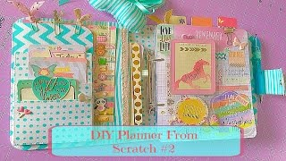 D Y Fabric Planner From Scratch 2