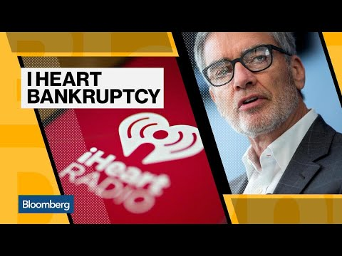 iHeartMedia's Possible Bankruptcy Garners Bonuses Mp3
