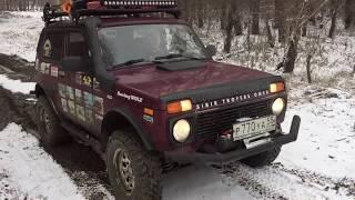 Off-road 4х4 Niva