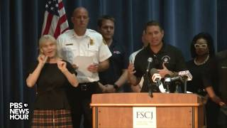 WATCH: Jacksonville Mayor Lenny Curry gives Tuesday morning update on Hurricane Dorian