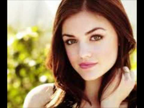 Lucy Hale singing Have You Ever with pics.wmv