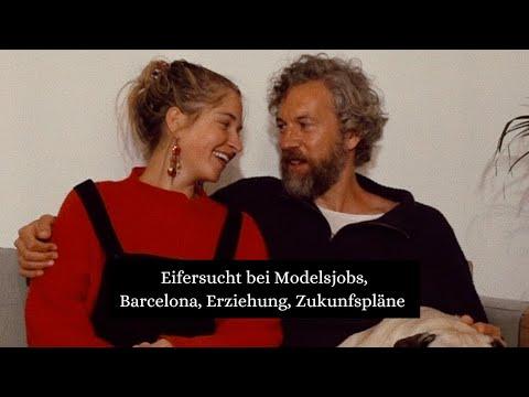 Eifersucht bei Modeljobs, Barcelona, Erziehung, Zukunftspläne,..