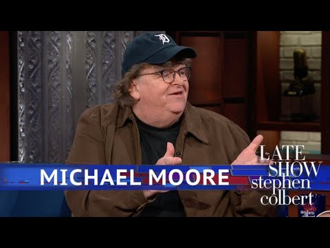 Michael Moore Believes America Is A Liberal Country