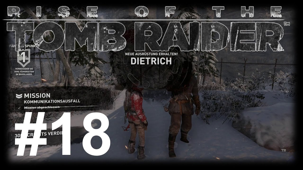 Rise of the tomb raider dietrich