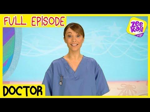 Let's Play: Doctor | FULL EPISODE | ZeeKay Junior