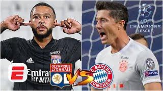 Lyon vs Bayern Munich | LA PREVIA | Eliminaron a Juventus, Man City y van por más los franceses