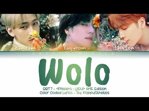 GOT7 (갓세븐) - WOLO (Traducida Al Español + Color Coded Lyrics Esp/Han/Rom)