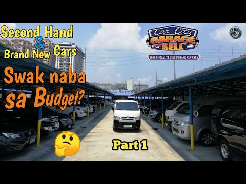 SECOND HAND CARS / USED CARS FOR SALE IN PHILIPPINES 2020