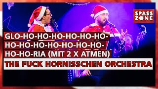 The Fuck Hornisschen Orchestra – Gloria in excelsis Deo | Weihnachtsschmonzette