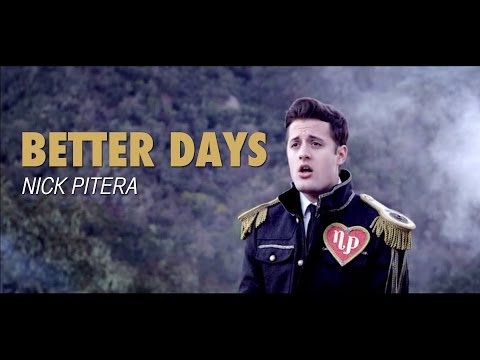 Клип Nick Pitera - Better Days