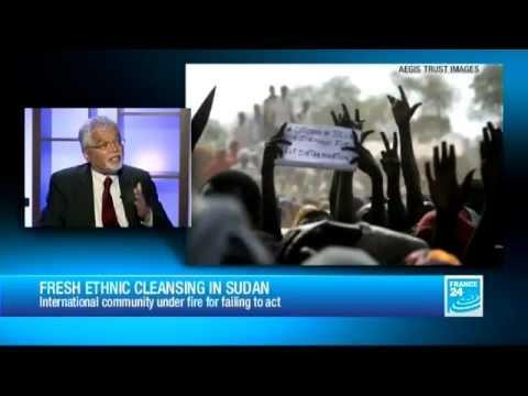 FRANCE 24 The Interview - Mukesh Kapila, former U.N. Resident and humanitarian Coordinator, Sudan