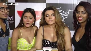 Rakhi Sawant SHOCKING Reaction On Sara Khan BOLD 'Black Heart' Song